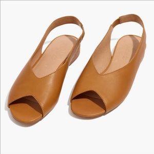 🆕 Madewell slingback sandal